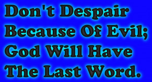 Comes hope to of the church fathers and noah awoke from christians