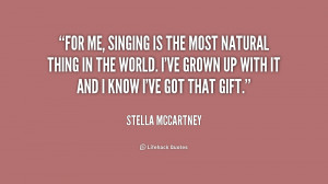 25 Heart Touching Singing Quotes
