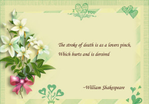 Famous Quotes 4U- Shakespeare Quotes on Love