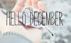 Hello December Tumblr Quotes It's already december..