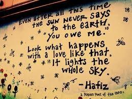 My favourite poem quote 14th century Sufi poet hafiz xx