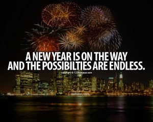 inspirational new year quotes wishes messages 2015 inspirational new ...