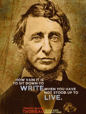 Thoreau Quotes