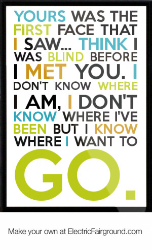 You Are Going Blind Quotes. QuotesGram