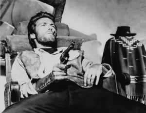 Clint Eastwood western Sergio Leone spaghetti western for a few ...