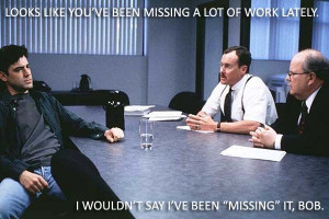 Office space movie quotes