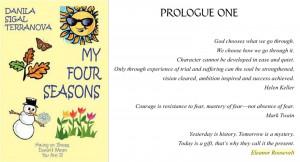 Terranova, D. S. (2008). My Four Seasons: Having an Illness, Doesn't ...