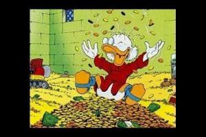 Scrooge McDuck The Expert