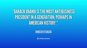 Barack Obama is the most antibusiness president in a generation ...