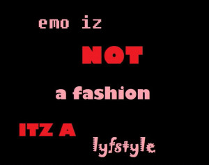 Emo Quotes Graphics Copy