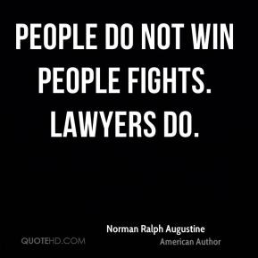 Norman Ralph Augustine Quotes
