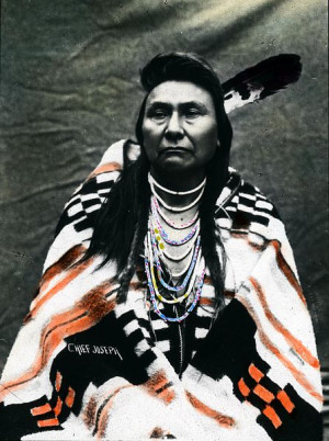 quotes of native american indian Chief joseph