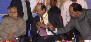 ... Veerappa Moily, at a conference in Chennai on Friday. Photo: A