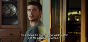 The Lucky One. Love this movie