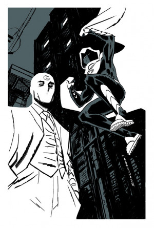 Moon Knight # 7 will hit comic stores in September.