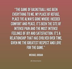 basketball quotes - Google Search the game, basketball quotes, sport ...