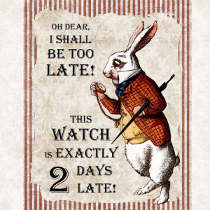 Wonderland Quotes, Rabbit Hole, White Rabbit Quotes, Alice In, White ...