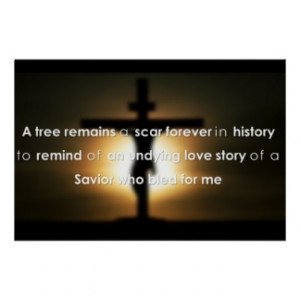 ... Of Any Undying Love Story Of A Savior Who Bled For Me. ~ Bible Quotes