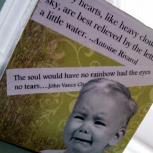 Cry Baby Quotes Wanda