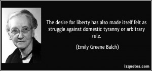More Emily Greene Balch Quotes