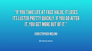 Value Quotes About Life