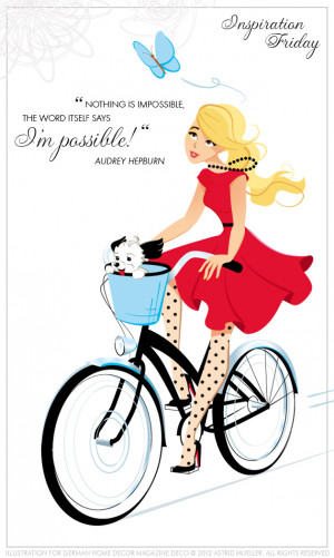 Inspiration Friday: Nothing is Impossible!