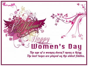 Happy women's day 2014 quotes, quotations & sayings