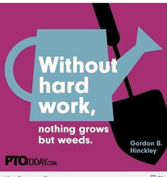 Inspiration for PTO and PTA leaders! More