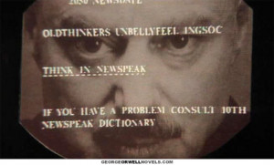 newspeak dictionary quotes