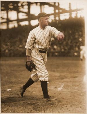 ... Waite Hoyt, Yankees' P, 1921-30--- BB Ref