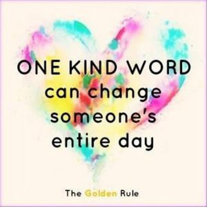 12. Kindness