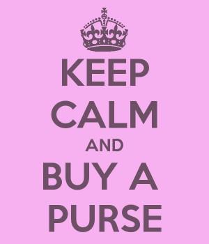 calm #purse #quotes