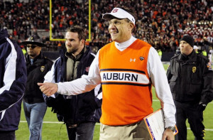 Auburn Football at Ole Miss: Gus Malzahn Post-Game Press Conference ...