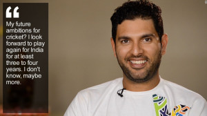Yuvraj Singh: The World Cup hero who bounced back from cancer