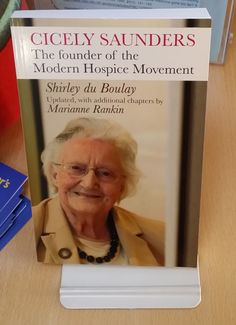book about Dame Cicely Saunders. It is a fantanstic book about an ...
