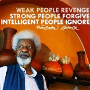 Professor Wole Soyinka Quotes