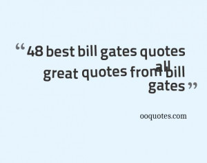... is not about greed it s about innovation and fairness bill gates
