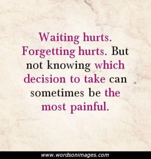 Quotes About Love and Pain