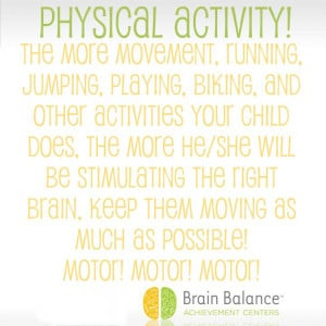Physical Activity The more #movement, #running, #jumping, #playing, # ...