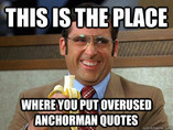 Images of Quotes From Anchorman