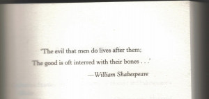 Sad, and in a Evil Quotes About Life times every day on earth, they ...