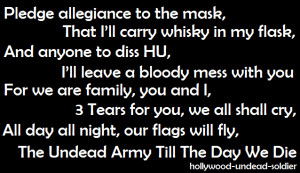 hollywood undead quotes from songs