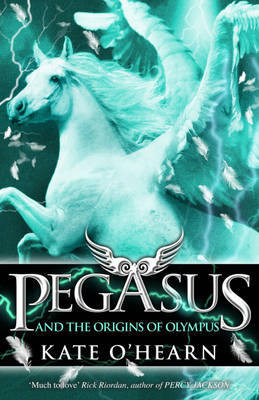 "Start by marking ""Pegasus and the Origins of Olympus (Pegasus, #4 ..."