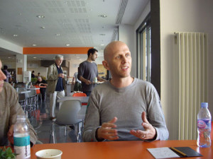Conversation with Wayne McGregor at the Royal Opera House
