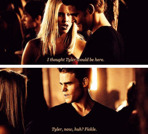 The Vampire Diaries TV Show Quotes
