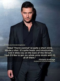 from richard armitage quotes on facebook more armitage army thorin ...