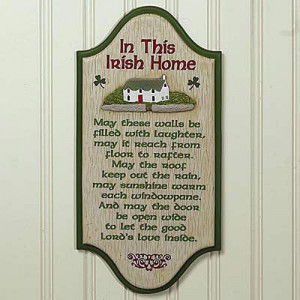 In This Irish Home