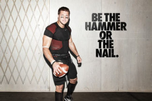 ... Tebow Fever Hits Absurd High Mark with Nonsensical Nike Ad Campaign