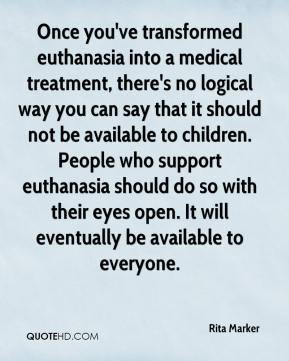 Pro Euthanasia Quotes