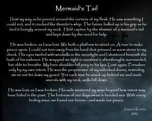 Quotes About Mermaids Mermaid's tail